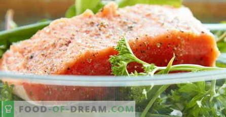 Zivis lēni plīts un dubultais katls - labākās receptes. Kā pagatavot zivis lēnā plītī un dubultā katlā.