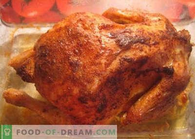 Vistas mikroviļņu krāsnī - labākās receptes. Kā pareizi un gatavot vistas mikroviļņu krāsnī.