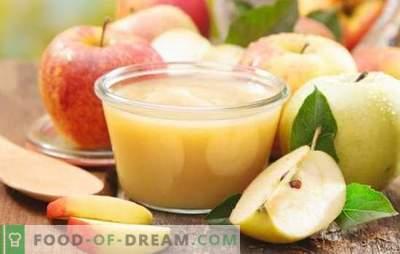 Ābolu želeja ir garšīgs un aromātisks dzēriens. Kā pagatavot gardu želeju no svaigiem un žāvētiem āboliem