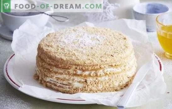 Honey Cake: una ricetta passo-passo per il tuo dolce preferito! Cucinare deliziose torte al miele con ricette passo-passo