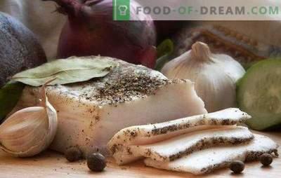 Ķiploku speķis ir demokrātisks ēdiens katrai gaumei. Bekona receptes ar ķiploku gardēdis