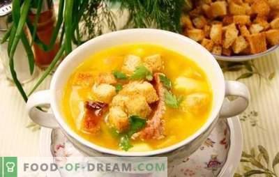 Kūpināta vistas zupa: garša ir pārsteidzoša un aromāts tiks atcerēts uz visiem laikiem! Kā pagatavot zupas ar kūpinātu vistu?