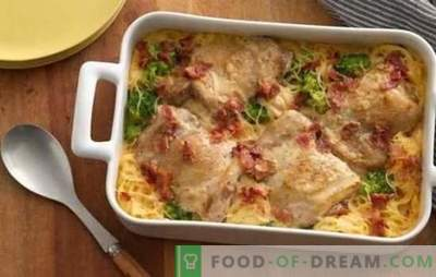 Vistas kartupeļi: pakāpeniska recepte. Kā ātri un garšīgi pagatavot gardus kartupeļus cepeškrāsnī ar vistu, soli pa solim