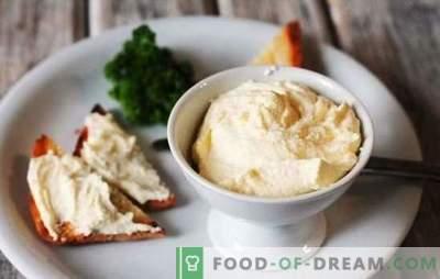 Filadelfijas siers mājās: populāra produkta recepte. Iespējas veikt Philadelphia sieru mājās