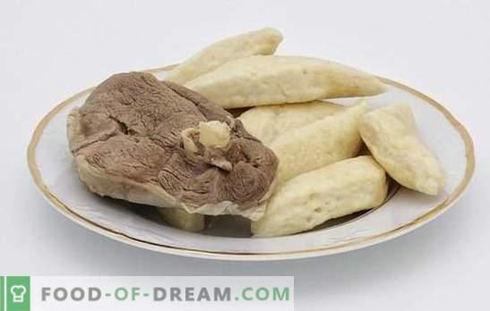 Dagestan Khinkali - Ziemeļkaukāza sātīgs ēdiens. Interesantas un neparastas receptes Dagestan khinkali pagatavošanai