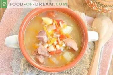 Bulgur zupa