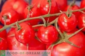 Kā sasaldēt tomātus ziemai