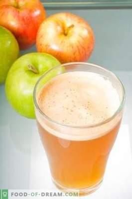 Kako osvetliti jabolčni sok