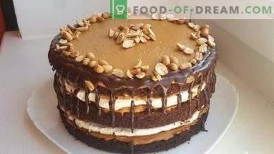 Snickers kūka