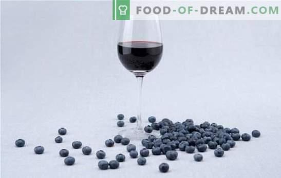 Par melleņu sagatavošanu melleņu vīnam. Vienkāršas receptes tradicionāliem mājās gatavotiem melleņu vīniem